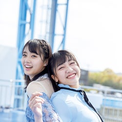 STU48瀧野由美子・磯貝花音ら、船上劇場STU48号でグラビア撮影