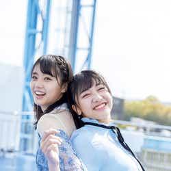 モデルプレス - STU48瀧野由美子・磯貝花音ら、船上劇場STU48号でグラビア撮影