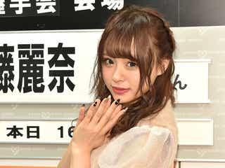 "「LARME」モデル佐藤麗奈""女子ウケ""のこだわり明かす「完成度は高い」"