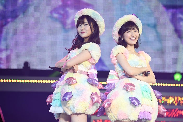 「渡辺麻友卒業コンサート~みんなの夢が叶いますように~」(C)AKS