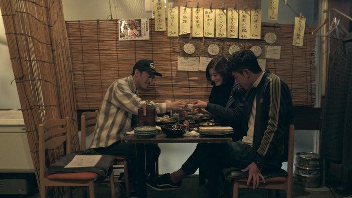 貴之、聖南、翔平「TERRACE HOUSE OPENING NEW DOORS」16th WEEK(C)フジテレビ/イースト・エンタテインメント