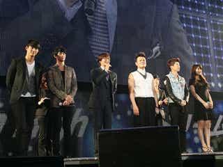 ペ・ヨンジュン「家族に会えて安心した」 2PMらと豪華共演