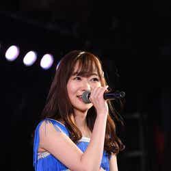 指原莉乃/AKB48劇場で行われたHKT48 チームH「RESET」公演(C)AKS