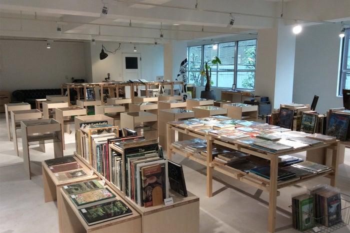 CATALOG&BOOKs/画像提供:虎ノ門ヒルズ