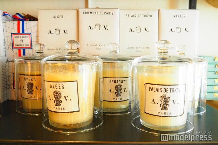 上品な香りのするキャンドル(C)モデルプレス