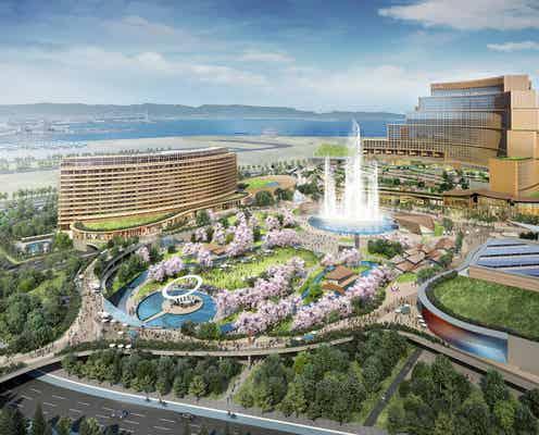 大阪・夢洲の大型観光開発 カジノやVIP向け最高級ホテル、シアターなど整備