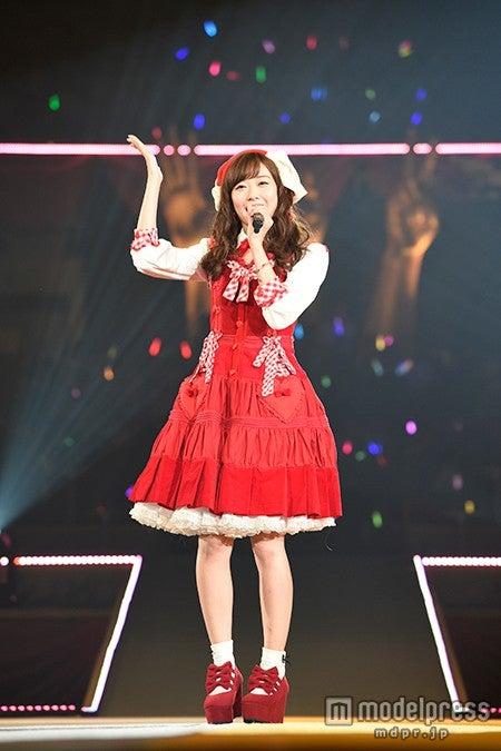 前回王者・NMB48渡辺美優紀、「コメントが思いつかない」 AKB48「じゃんけん大会2015」【モデルプレス】