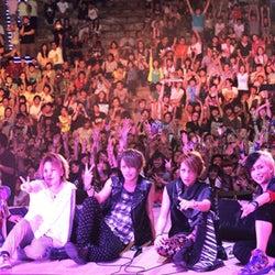 Alice Nine台湾フェスで1万5千人を前に初のヘッドライナーを飾る