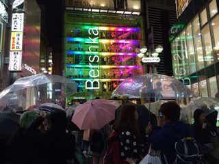 """BoA 新曲「Shout It Out」で""""Window Showcase""""!渋谷のファッションビルをジャック"""