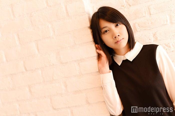 モデルプレスのインタビューに応じた松本穂香(C)モデルプレス
