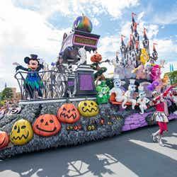 """「スプーキー""""Boo!""""パレード」(C)Disney"""