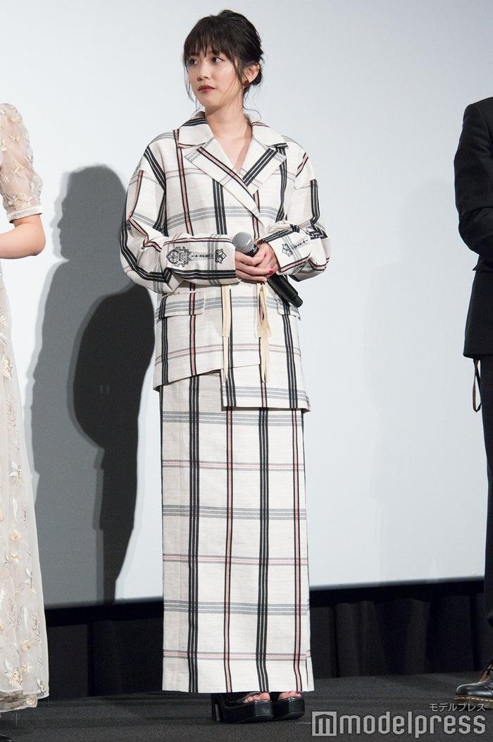 松田るか (C)モデルプレス