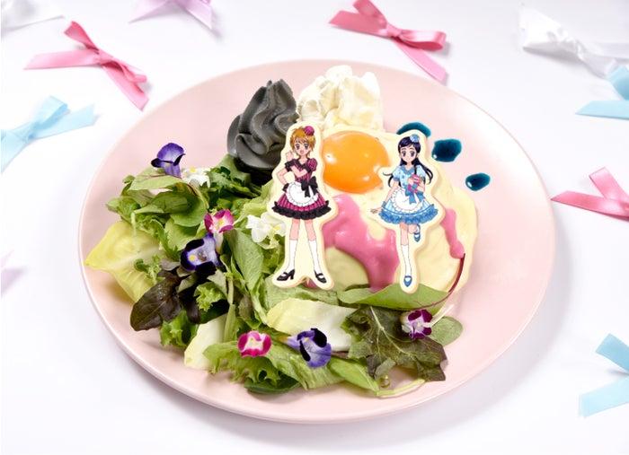 美味しすぎてありえな~い!?チーズキーマカレー1,590円(税抜)(C)ABC-A・東映アニメーション