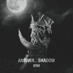 OMI「ANSWER... SHADOW」(5月12日リリース)通常盤(提供写真)