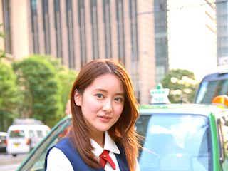 美人すぎるタクシードライバー生田佳那、連ドラ初出演決定<モデルプレス独占コメント>