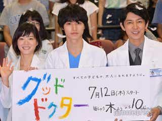 山崎賢人主演「グッド・ドクター」最終回視聴率を発表 フジ木10枠4年ぶり快挙