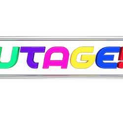 「UTAGE!」ロゴ(C)TBS