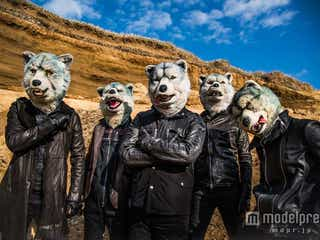 MAN WITH A MISSION、汗だく熱狂LIVE「帰ってきたぞ幕張!」<SUMMER SONIC 2015>