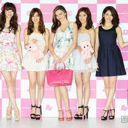 モデルプレス - E-girlsの4人が「CanCam」「JJ」「Ray」の専属モデルに抜擢
