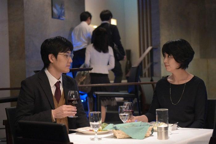 松田龍平、松たか子/「カルテット」第8話より(C)TBS