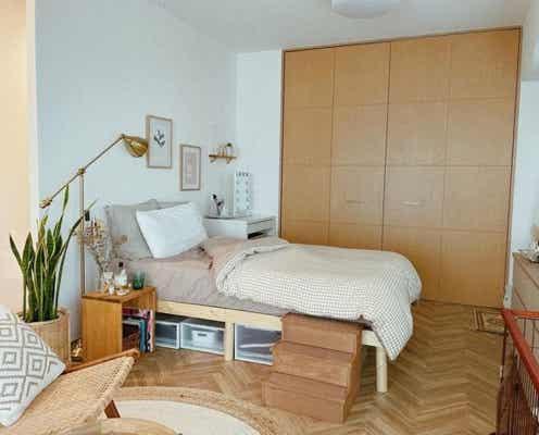 理想は心地よく眠れる空間。今見直したい「寝室インテリア」の4ポイント