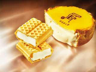 「PABLOモナカアイス」もう食べた?さっぱりしたチーズの味わいと甘酸っぱいソースが絶妙