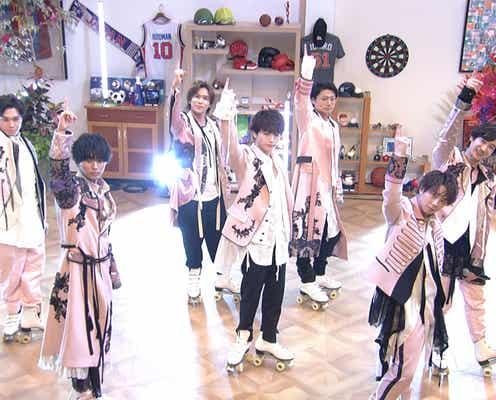 Kis-My-Ft2、今後の方向性を明石家さんまに真剣相談 「明石家紅白!」出演者発表