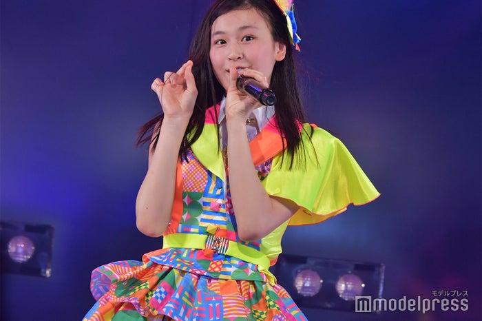 田屋美咲/AKB48柏木由紀「アイドル修業中」公演(C)モデルプレス