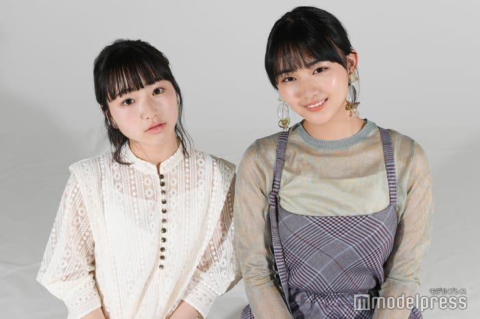 田牧そら&山崎天(C)モデルプレス