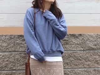 【ZARA・H&M】「キレイ色」が最強モテ!スウェット着こなしテクを大公開