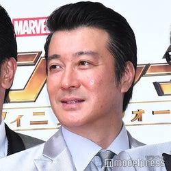 加藤浩次、強制わいせつ容疑のTOKIO山口達也にコメント