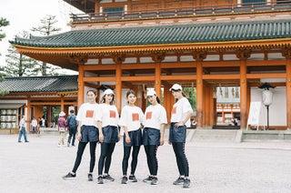 """アンジェラ芽衣ら""""走る美女チーム""""、坂道に苦戦 絶賛の強さも発揮<TOKYO GIRLS RUN>"""