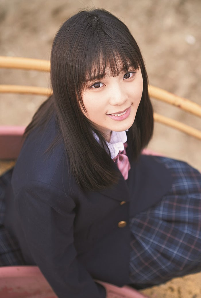 乃木坂46・与田祐希(画像提供:東京ニュース通信社)