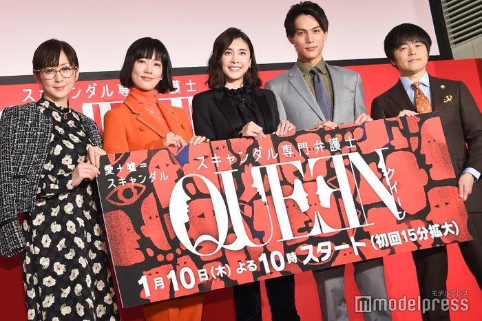 ドラマ「スキャンダル専門弁護士 QUEEN」 (C)モデルプレス
