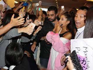 アリアナ・グランデ来日で空港パニック 日本滞在スケジュールは?