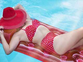 プールにBBQに…楽しみ方いっぱい!夏は「よみうりランド」デート