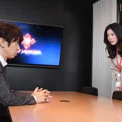 ユースケ・サンタマリア、吉高由里子/「わたし、定時で帰ります。」第7話より(C)TBS