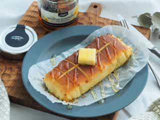 【ファミマ新作】「チーズ蒸しケーキ」が新登場!アレンジすると悪魔級の美味しさに…
