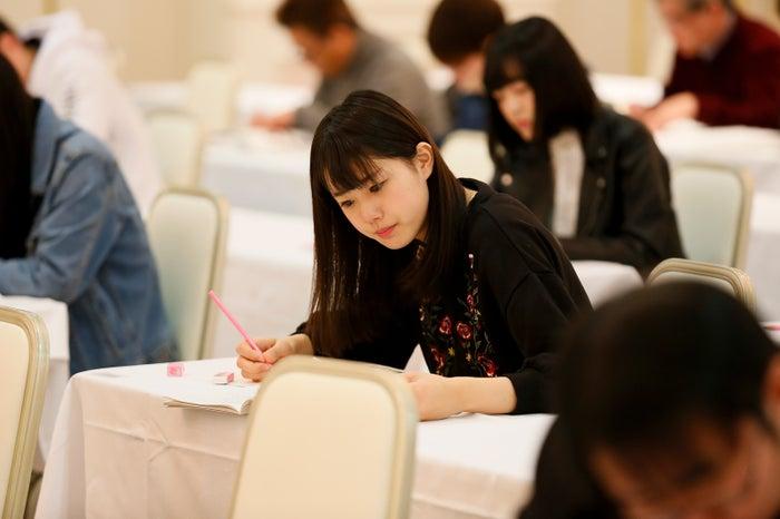 「AKB48グループセンター試験」広島会場 (C)AKS