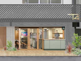 大阪に卓球カフェ「T4 CAFE NAMBA」飲んで遊べるスポーツ空間