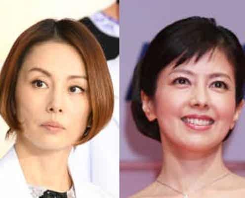 米倉涼子と沢口靖子の視聴率バトル激化 〝連ドラの女王〟の差し入れは300万円オーバー!