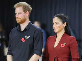 ヘンリー王子とメーガン妃、アメリカ国民に大統領選の投票を呼びかける。