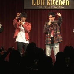 「HiGH&LOW」山下健二郎・佐藤寛太・佐藤大樹、ファンと撮影当時を振り返る