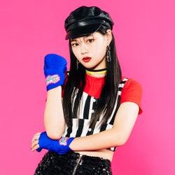 ゆめぽて(川端結愛)/「第3次Popteenカバーガール戦争」(C)AbemaTV