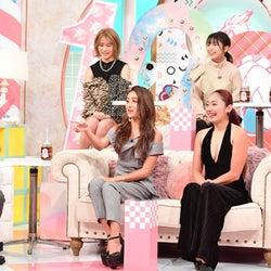 安藤美姫、大胆衣装で政治家の息子のデート採点『有吉と採点したがる女たち』