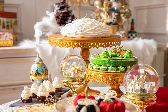 クリスマス マジカル・ウィンドー/画像提供:ヒルトン東京