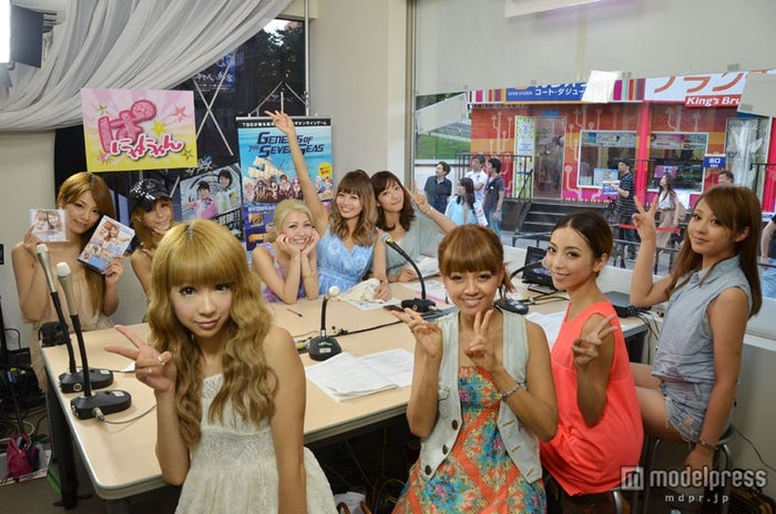 今年8月には赤坂サカス「夏サカス2012」ラジオブースにて公開収録も行った。