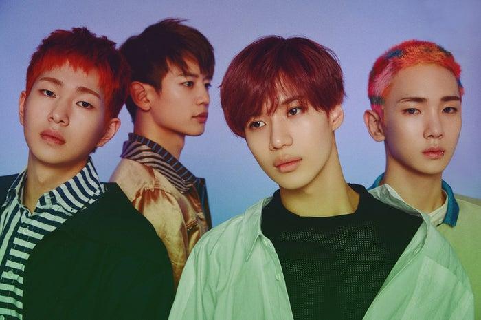 SHINee(左から)オンユ、ミンホ、テミン、キー(提供画像)