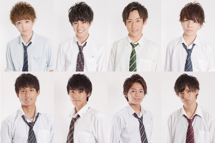日本一イケメンの高校一年生を決める「高一ミスターコン2016」セミファイナリストの一部/投票サイトでは候補者全員を掲載( http://contest.mdpr.jp/dk1mr2016 )