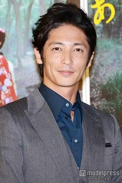 「あさが来た」でヒロイン・あさの夫・新次郎を好演する玉木宏(C)モデルプレス